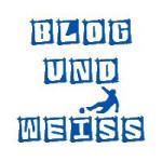 Blogungweiss Logo
