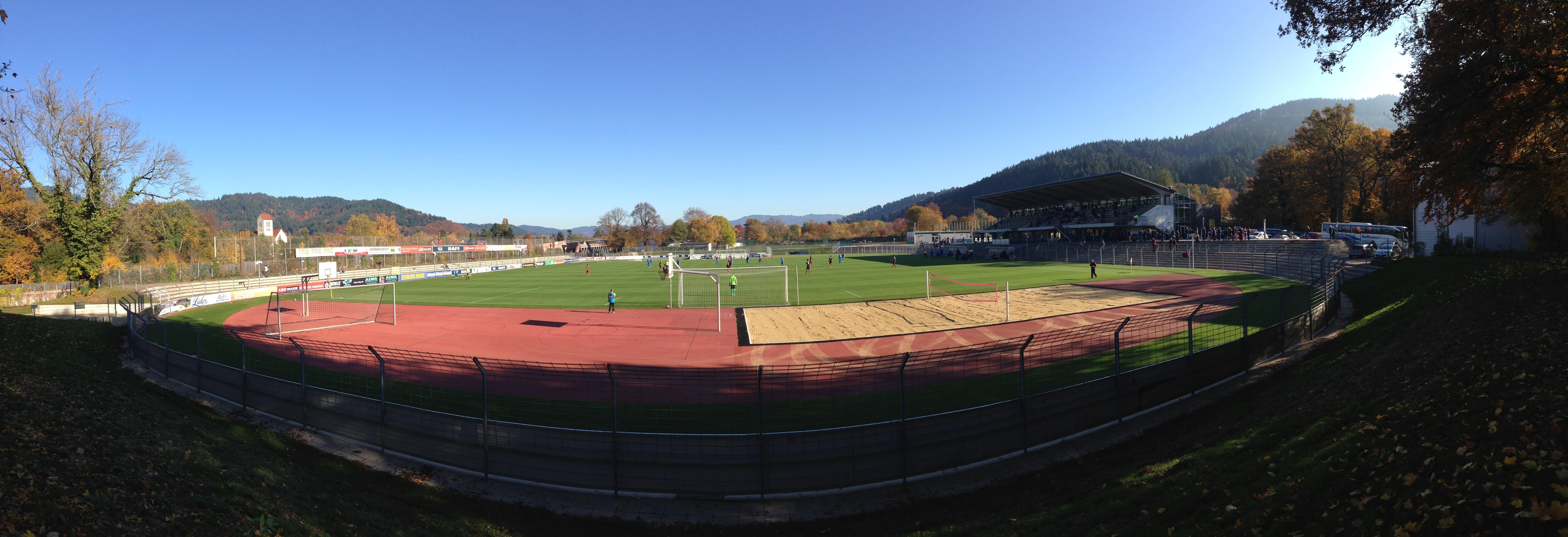 Panorama Möslestadion